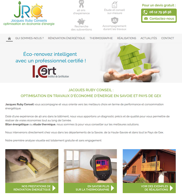 Site Jacques Ruby Conseils