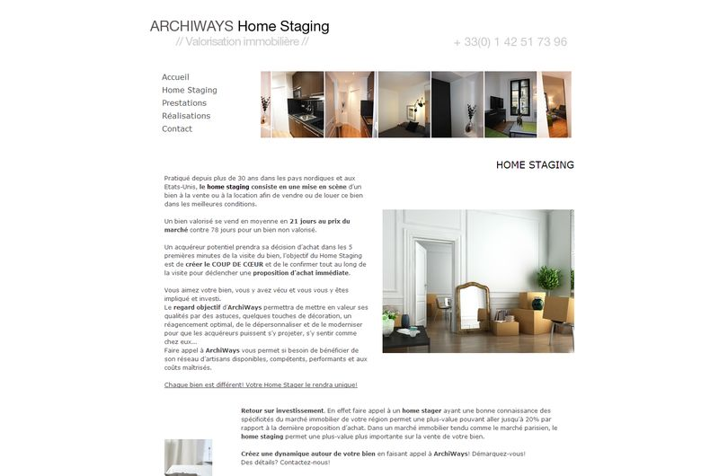 Home staging - Netinup Oise